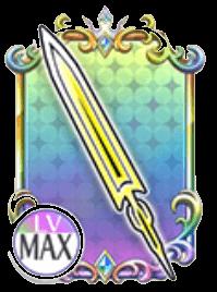 黄金の剣の画像