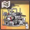 連装ボフォース40mm機関砲(Hazemeyer)T0のアイコン