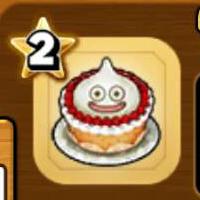 ホイップスライムケーキ