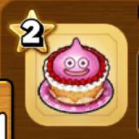 ピーチスライムケーキ