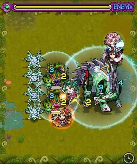 ノコギレックスステージ2攻略