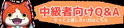 中級者向けQ&A