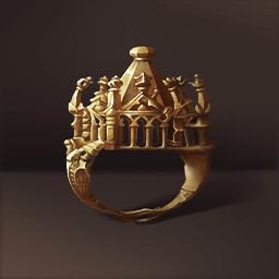 ユダヤ人の結婚指輪(ユダヤ人の結婚式)の画像