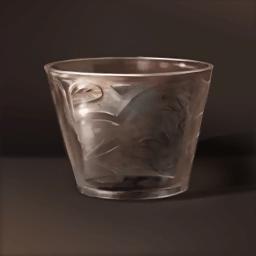 ヘドウィググラス(水を酒に変える盃)の画像