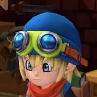 ビルダー帽子