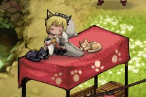 ミネットと猫