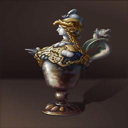 ミネルヴァの水差し(ミネルバの酒)の画像