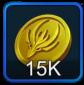 ゴールド15000の画像