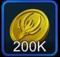 ゴールド200000の画像