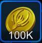 ゴールド100000の画像