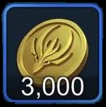 ゴールド3000の画像