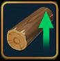 木材ブースト(25%)の画像