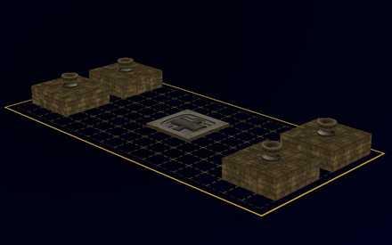 神殿の設計図