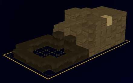 水場の設計図