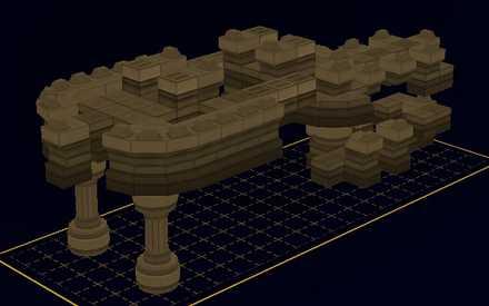 ミナデイン砲の設計図