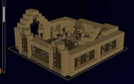 ゴルドン酒場設計図2