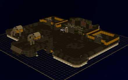 箱舟の土台設計図