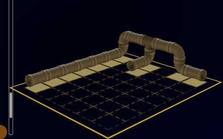 エネルギー回路設計図