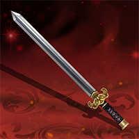 青釭の剣の画像