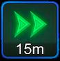 速度アップ(15分)の画像