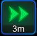 速度アップ(3分)の画像