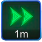 速度アップの画像