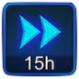 速度アップ(15時間)の画像