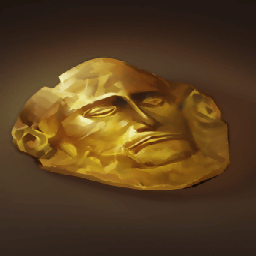 英雄将軍の仮面