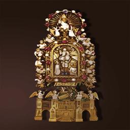 聖イバラの匣(茨の冠の保管所)