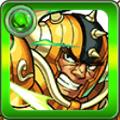 牡牛座の黄金聖闘士 アルデバランのアイコン