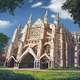 Wミンスター寺院の画像