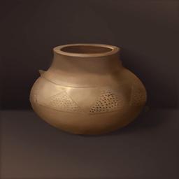 ショナ人の容器の画像