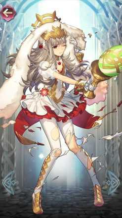 ヴェロニカ(春めく皇女)の立ち絵