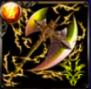 獣斧ラグナロク【雷】のアイコン