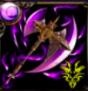 獣斧ラグナロク【闇】のアイコン