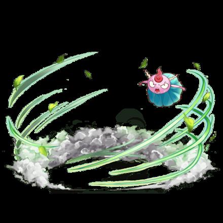 【神】風の精霊ギップルのアイコン