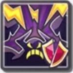 【闇】激怒貫通のアイコン