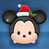 クリスマスミッキーの画像
