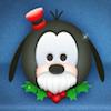 クリスマスグーフィーの画像
