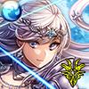 貞潔の女神アルテミスのアイコン
