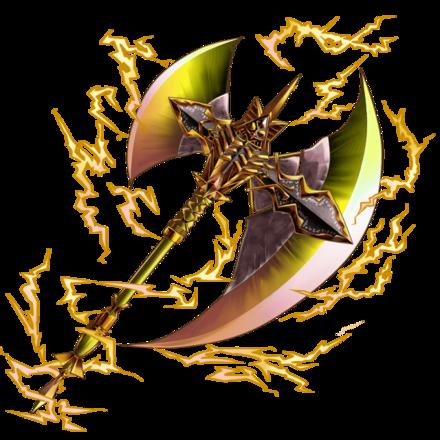 獣斧ラグナロク【雷】
