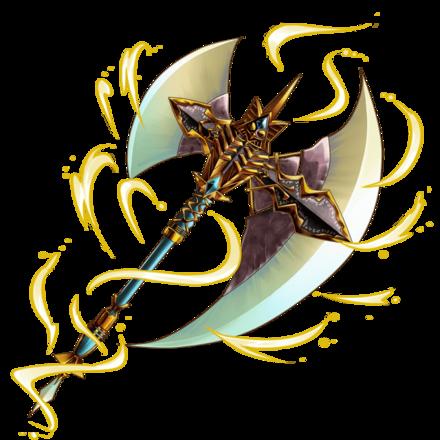 獣斧ラグナロク【光】
