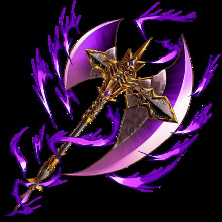 獣斧ラグナロク【闇】