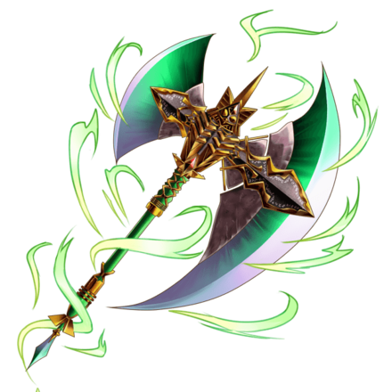 獣斧ラグナロク【風】