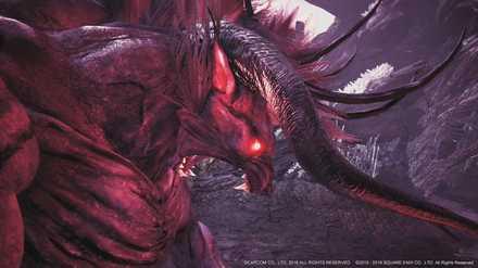 特別任務:手負いの魔獣「ベヒーモス」