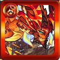 火を統べし焔竜戦士 サラマンダーのアイコン
