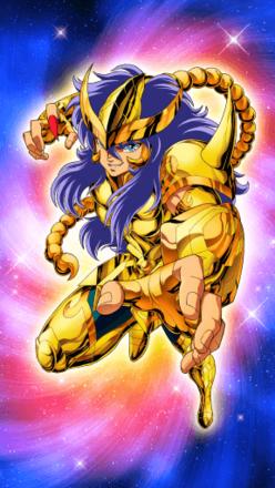 蠍座 ミロ