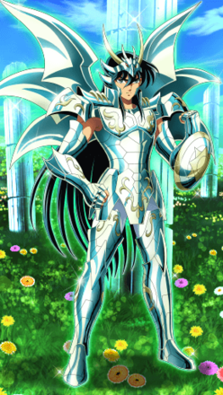 天龍座神聖衣 紫龍の画像