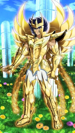 鳳凰星座の神聖衣 一輝