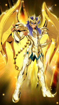 蠍座の神聖衣 ミロの画像